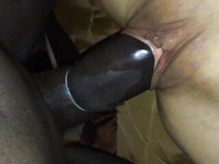 Il calvo boss strappato la video di massaggi hard bionda dopo il lavoro