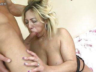 Donna grassa addebita una tassa di soggiorno di un massaggi erotici video porno giovane Donjuan