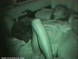 Russo massaggio erotico porno taxi driver girato su DVR mentre passenger scopa