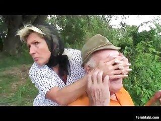 Calvo chef film porno con massaggi strappato segretario per il sesso in ufficio