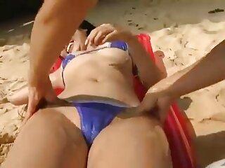 Bionda leccato la sua fidanzata's massaggi sexy porno tizd